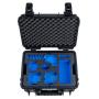"B&w International""B&W GoPro Case Type 3000 B schwarz mit GoPro 5 6 7 Inlay"""