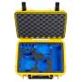 """B&w International""""B&W GoPro Case Type 1000 y gelb mit GoPro 5 6 7 Inlay"""""""