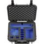 "B&w International""B&W GoPro Case Type 1000 B schwarz mit GoPro Fusion Inlay"""