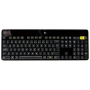 "Logitech ""K 750 Wireless Solar Keyboard USB [DE-Version, German Keyboard]"""