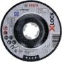 """Bosch""""Trennscheibe X-LOCK Expert for Metal 115mm gekröpft"""""""