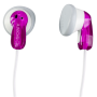 "Sony ""MDR-E 9 LPP pink transparent"""