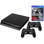 """Sony""""Ps4 1tb Slim + Cod 2019 + 2.ds4+ 14 Tage Ps Plus Cuh-2216b Un 3481 Li-ion Batteries Contained In Equipment [DE-Version]"""""""