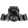 "Logitech ""Z-906 5.1-Surround-Sound-Lautsprechersystem (THX-Surround-Sound)"""