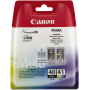 """Canon""""PG-40/CL-41 Multipack [EURO-Version]"""""""