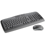 """Logitech""""Wireless Combo MK330, Tastatur-und-Maus-Set, Deutsch, Schwarz (920-003967) [DE-Version, German Keyboard]"""""""