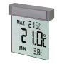 "Tfa-dostmann""TFA 30.1025 digitales Fensterthermometer"""