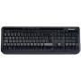 """Hardware/ Zubehör""""Wired Keyboard 600 schwarz [DE-Version, German Keyboard]"""""""