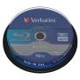 "Verbatim""BD-R 50 GB, Blu-ray-Rohlinge"""