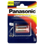 "Panasonic ""Lithium Photo CR123AL/1BP, Batterie"""