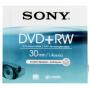 """Sony""""DVD+RW 1,4GB 8 cm Jewel Case DPW 30 A [DE-Version, Regio 2/B]"""""""