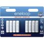 "Eneloop""1x8 Panasonic Eneloop Mignon AA 1900 mAh"""