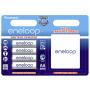 "Eneloop""1x4 Panasonic Eneloop Mignon AA 1900 mAh + Akkubox"""