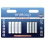 "Eneloop""Panasonic Eneloop Combipack 1x4 Mignon AA + 1x4 Micro AAA"""