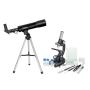 """Bresser""""Set (Teleskop / Mikroskop)"""""""