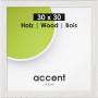 "Nielsen Design""Nielsen Accent Magic 30x30 Holz Weiß 9733000"""