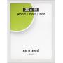 "Nielsen Design""Nielsen Accent Magic 30x40 Holz weiß 9730000"""