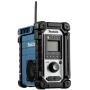 "Makita""DMR 102 blau Baustellenradio"""