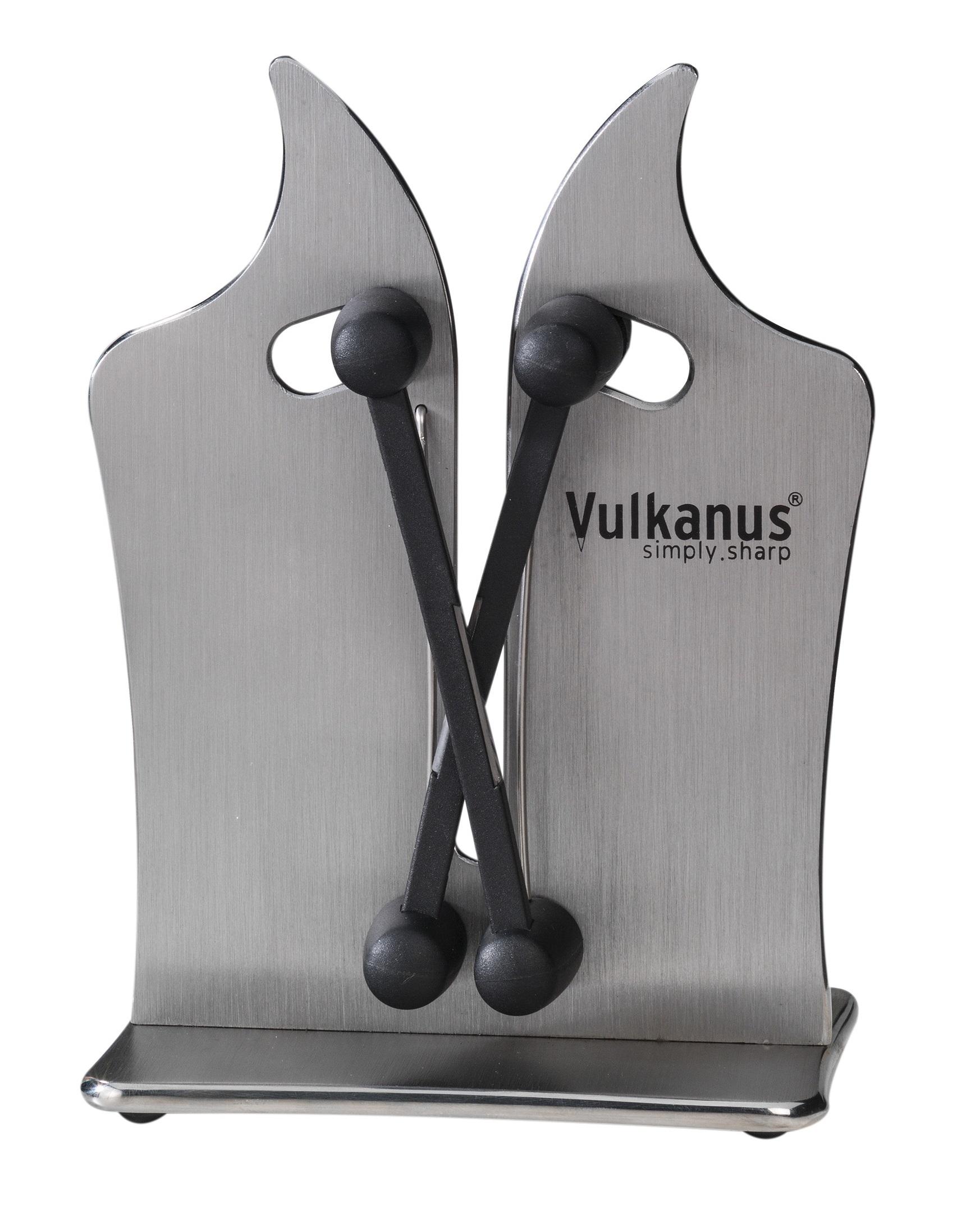 """Vulkanus""""Vulkanus Messerschärfer Professional MS2002VA Edelstahl S.211"""""""