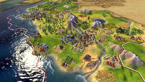 "2k Games""Civilization 6 Switch At [DE-Version]"""