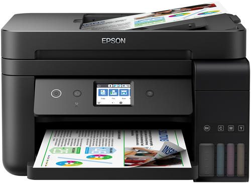 drucker kopierer scanner fax epson ecotank et 4750 tintenstrahl multifunktionsger t a4 4 in. Black Bedroom Furniture Sets. Home Design Ideas