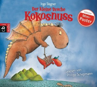 Ingo-Siegner-Der-kleine-Drache-Kokosnuss-2-Audio-CDs-Inszenierte-Lesun-NEU