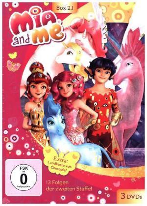 Mia And Me Staffel 2 Folge 1