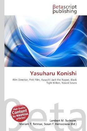 Lambert-M-Surhone-Yasuharu-Konishi-Kartoniert-Broschiert-NEU