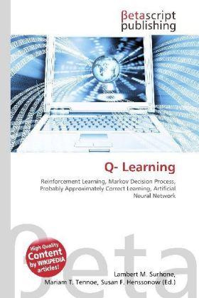 Lambert-M-Surhone-Q-Learning-Kartoniert-Broschiert-NEU