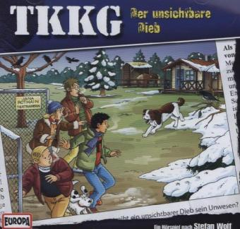 Stefan Wolf - TKKG 15 - Ufos In Bad Finkenstein