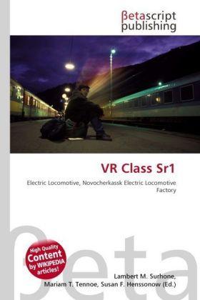 Lambert-M-Surhone-VR-Class-Sr1-Kartoniert-Broschiert-NEU