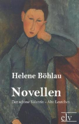Classic-Pages-Novellen-Der-schoene-Valentin-Alte-Leutchen-Kartoniert-Br-NEU