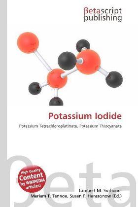 Lambert-M-Surhone-Potassium-Iodide-Kartoniert-Broschiert-NEU