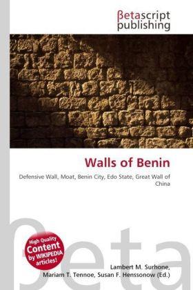 Lambert-M-Surhone-Walls-of-Benin-Kartoniert-Broschiert-NEU