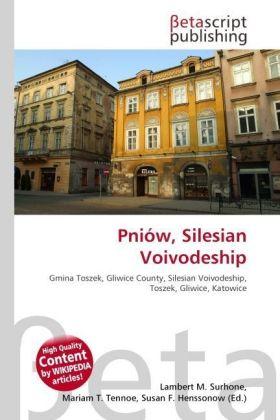 Lambert-M-Surhone-Pniow-Silesian-Voivodeship-Kartoniert-Broschiert-NEU