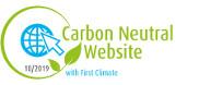 Image carbon neutral website